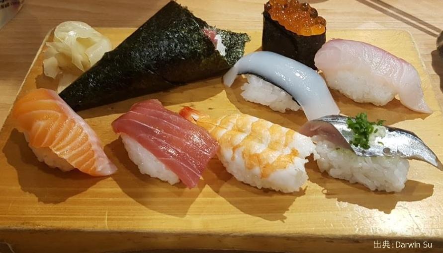 錦州街,大和寿司