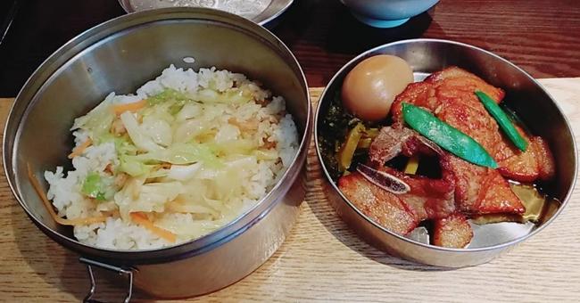 台湾鉄道弁当,錦糸町,劉の店